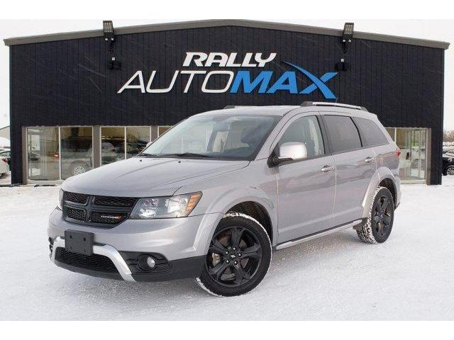 2018 Dodge Journey Crossroad (Stk: V730) in Prince Albert - Image 1 of 8