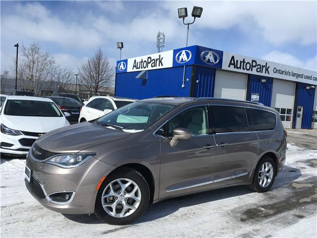 2018 Chrysler Pacifica Touring-L Plus (Stk: 18-07102) in Georgetown - Image 1 of 25