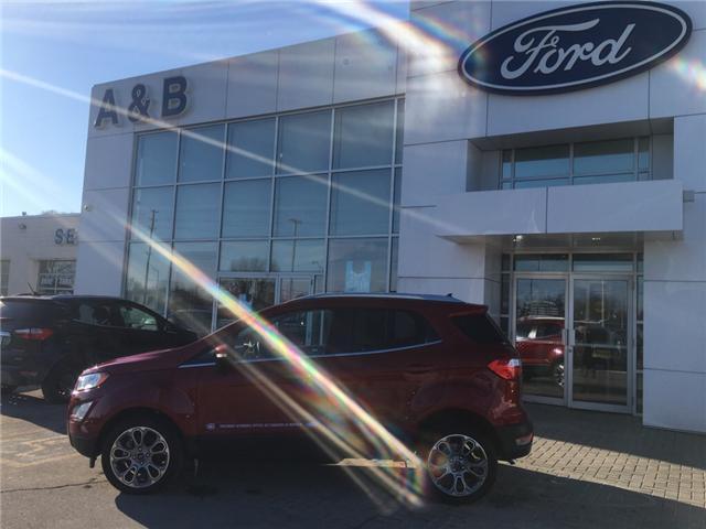 2018 Ford EcoSport Titanium (Stk: 18707) in Perth - Image 1 of 13