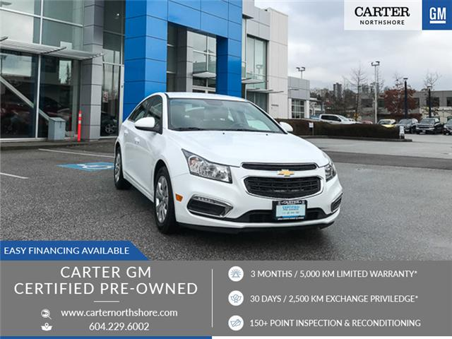 2015 Chevrolet Cruze 1LT (Stk: 972000) in North Vancouver - Image 1 of 27