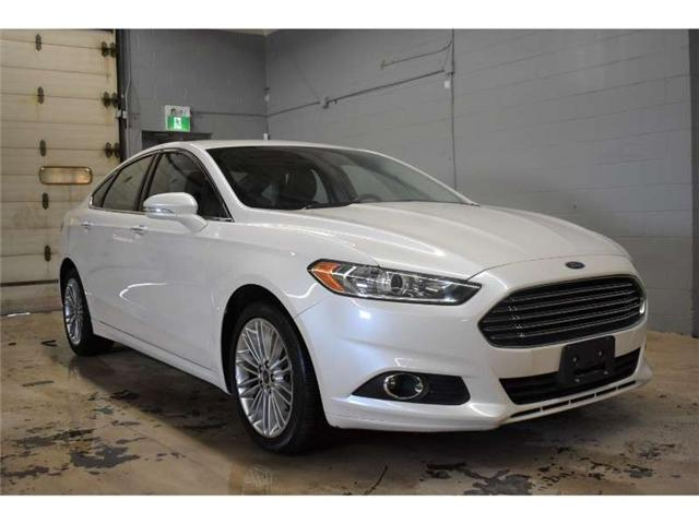 2016 Ford Fusion SE AWD - NAV * HTD SEATS * LEATHER (Stk: B3413) in Cornwall - Image 2 of 30