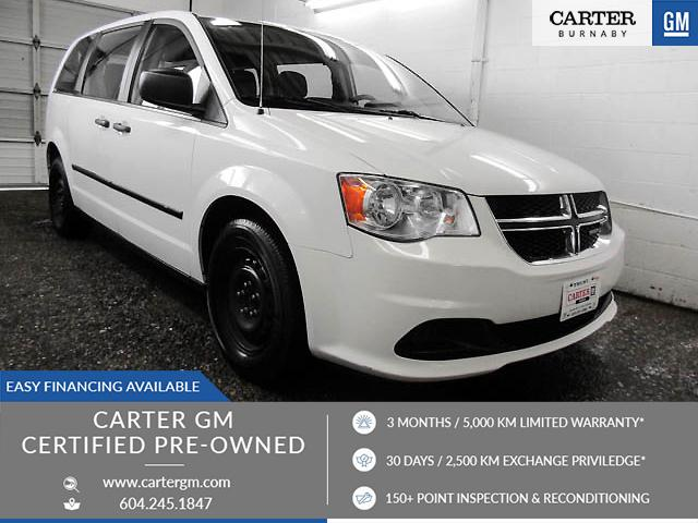2013 Dodge Grand Caravan SE/SXT (Stk: D3-81881) in Burnaby - Image 1 of 21