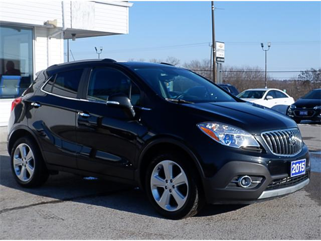 2015 Buick Encore Convenience (Stk: 19265A) in Peterborough - Image 11 of 21