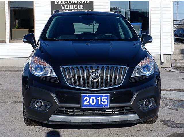 2015 Buick Encore Convenience (Stk: 19265A) in Peterborough - Image 12 of 21