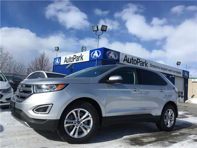 2018 Ford Edge SEL (Stk: 18-91219) in Georgetown - Image 1 of 27