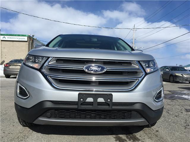 2018 Ford Edge SEL (Stk: 18-91219) in Georgetown - Image 2 of 27