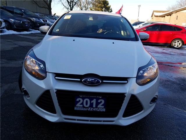 2012 Ford Focus Titanium (Stk: 39034A) in Mississauga - Image 2 of 13