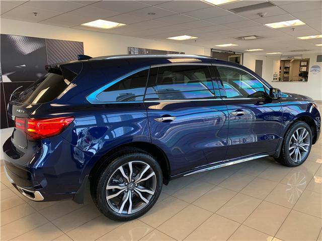 2019 Acura MDX Elite (Stk: M12324) in Toronto - Image 2 of 9