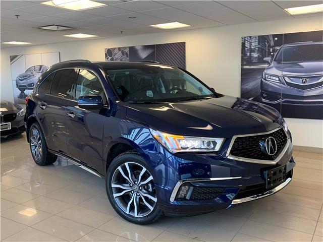 2019 Acura MDX Elite (Stk: M12324) in Toronto - Image 1 of 9