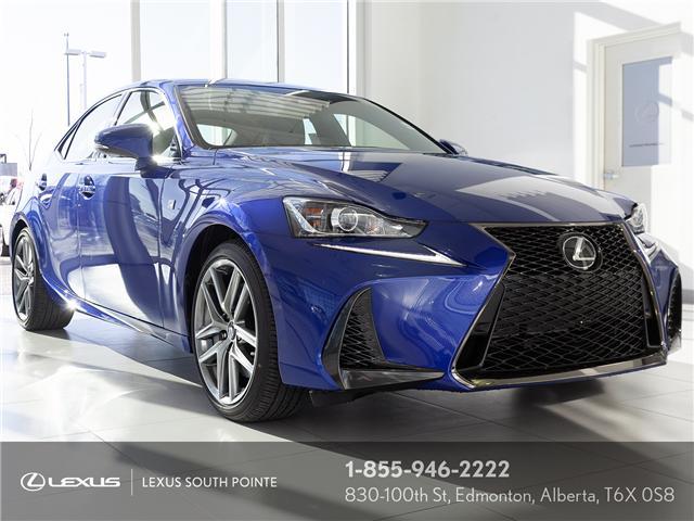 2019 Lexus IS 350 Base (Stk: L900107) in Edmonton - Image 1 of 21