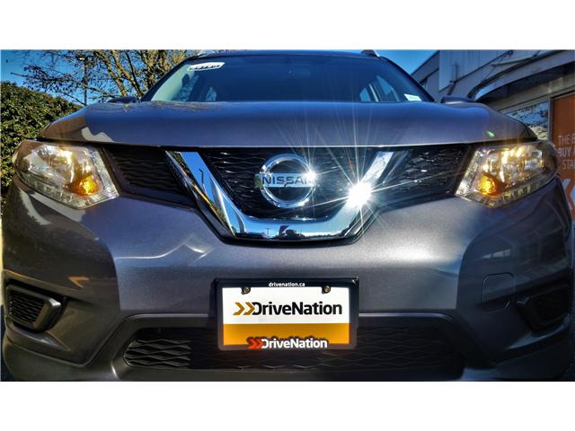 2016 Nissan Rogue S (Stk: G0129) in Abbotsford - Image 2 of 20
