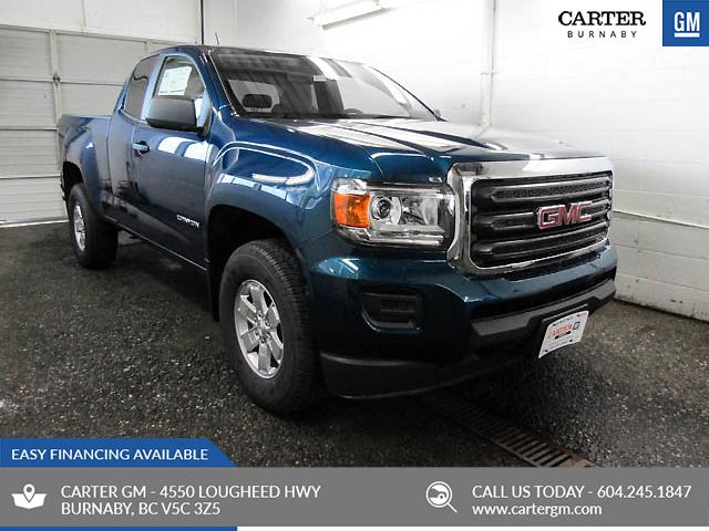 2019 GMC Canyon  (Stk: 89-10610) in Burnaby - Image 1 of 11