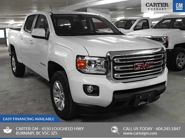 2018 GMC Canyon All Terrain w/Cloth (Stk: 88-03480) in Burnaby - Image 1 of 7