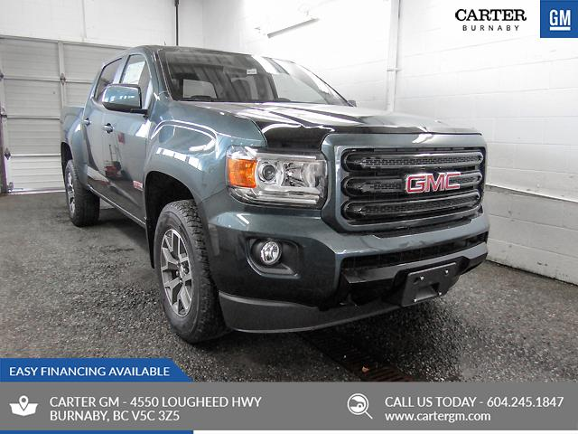2019 GMC Canyon All Terrain w/Cloth (Stk: 89-72540) in Burnaby - Image 1 of 12