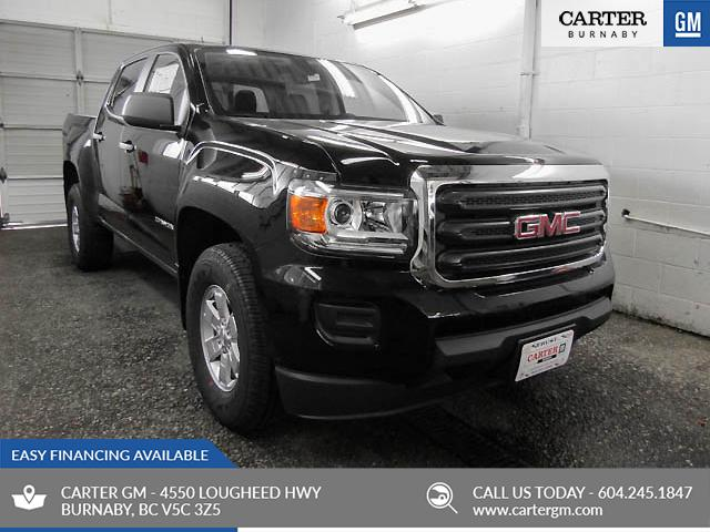 2019 GMC Canyon Base (Stk: 89-96070) in Burnaby - Image 1 of 12