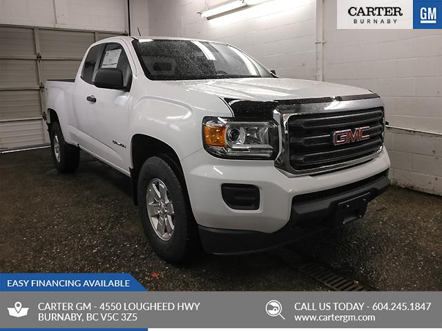 2019 GMC Canyon Base (Stk: 89-39930) in Burnaby - Image 1 of 12