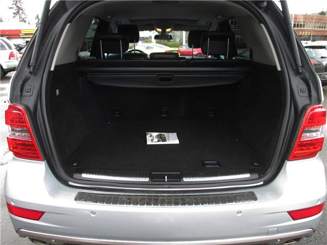 2010 Mercedes-Benz M-Class Base (Stk: JT140674A) in Surrey - Image 19 of 22