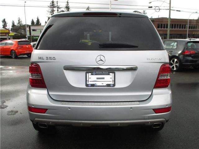 2010 Mercedes-Benz M-Class Base (Stk: JT140674A) in Surrey - Image 21 of 22