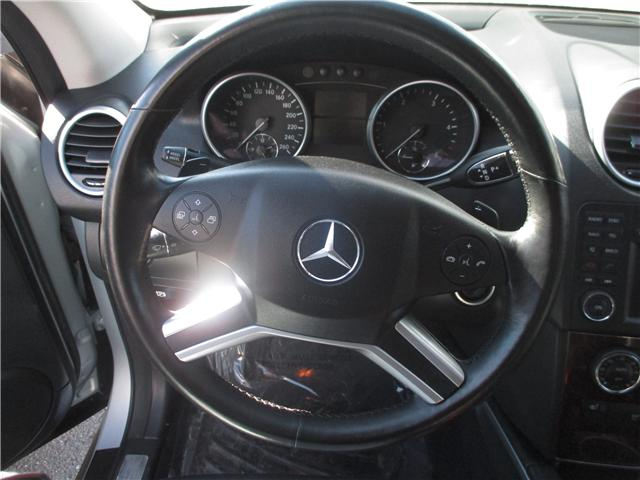 2010 Mercedes-Benz M-Class Base (Stk: JT140674A) in Surrey - Image 7 of 22