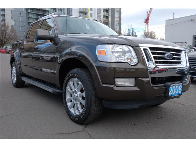 2008 Ford Explorer Sport Trac Limited (Stk: 7870A) in Victoria - Image 1 of 22
