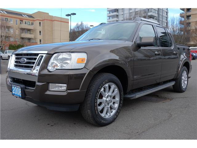 2008 Ford Explorer Sport Trac Limited (Stk: 7870A) in Victoria - Image 3 of 22