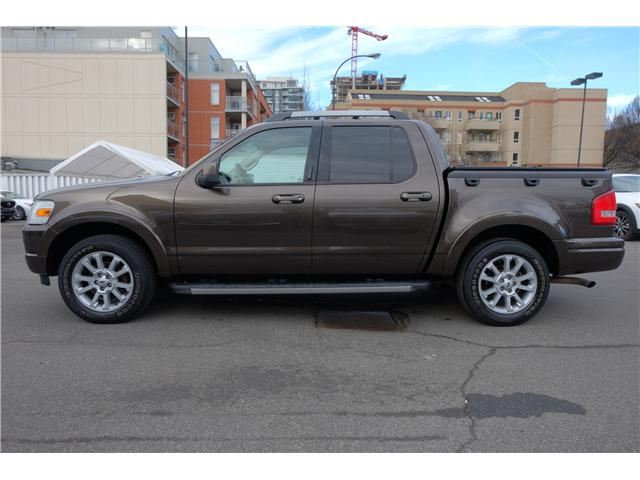 2008 Ford Explorer Sport Trac Limited (Stk: 7870A) in Victoria - Image 4 of 22