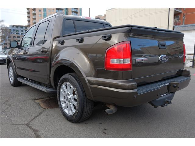 2008 Ford Explorer Sport Trac Limited (Stk: 7870A) in Victoria - Image 5 of 22