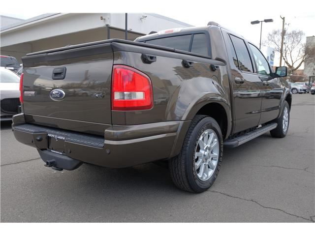 2008 Ford Explorer Sport Trac Limited (Stk: 7870A) in Victoria - Image 9 of 22