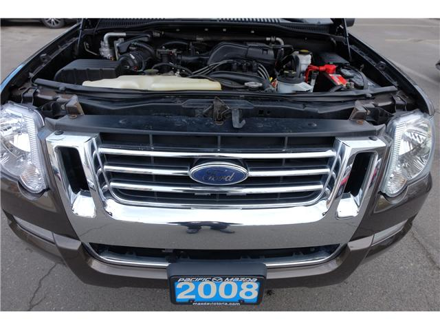 2008 Ford Explorer Sport Trac Limited (Stk: 7870A) in Victoria - Image 22 of 22