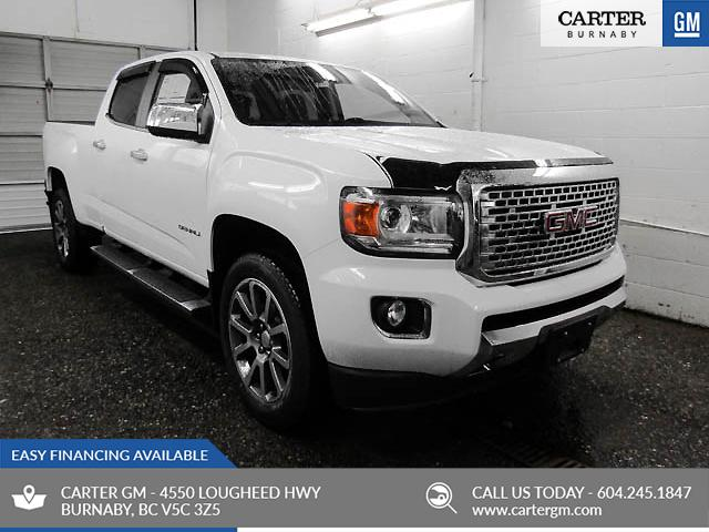 2019 GMC Canyon Denali (Stk: 89-53220) in Burnaby - Image 1 of 13