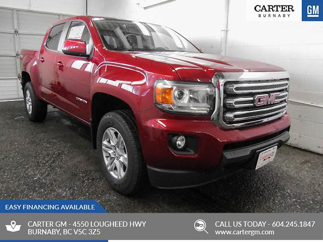 2019 GMC Canyon SLE (Stk: 89-10990) in Burnaby - Image 1 of 12