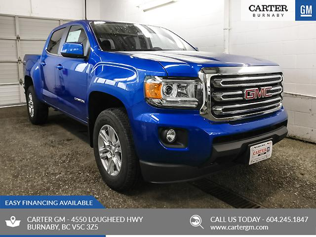 2019 GMC Canyon SLE (Stk: 89-10930) in Burnaby - Image 1 of 12