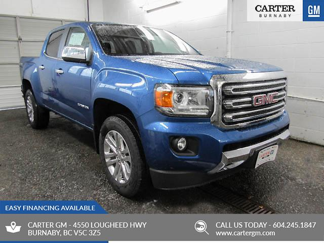 2019 GMC Canyon SLT (Stk: 89-05020) in Burnaby - Image 1 of 12