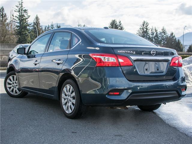 2017 Nissan Sentra 1.8 SV (Stk: B0273) in Chilliwack - Image 7 of 21