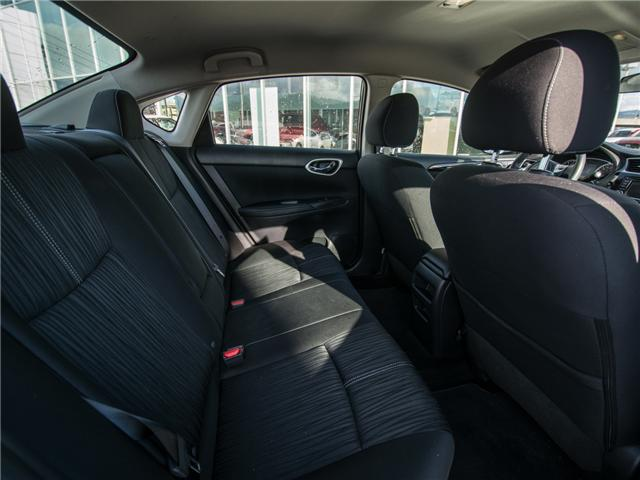 2017 Nissan Sentra 1.8 SV (Stk: B0273) in Chilliwack - Image 20 of 21