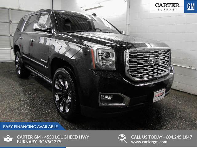 2019 GMC Yukon Denali (Stk: 89-03330) in Burnaby - Image 1 of 13