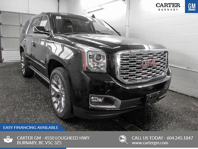 2019 GMC Yukon Denali (Stk: 89-08110) in Burnaby - Image 1 of 12