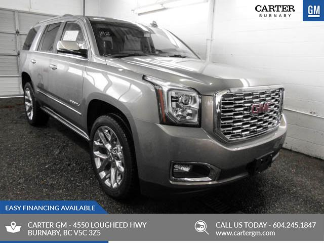 2019 GMC Yukon Denali (Stk: 89-35960) in Burnaby - Image 1 of 12
