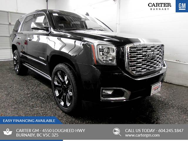 2019 GMC Yukon Denali (Stk: 89-95140) in Burnaby - Image 1 of 12