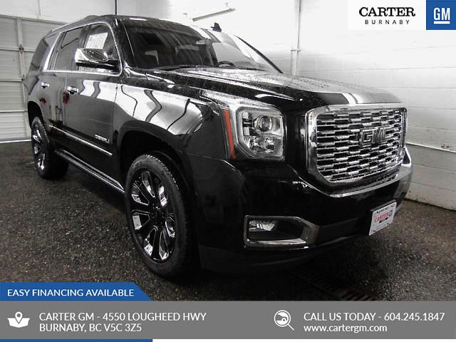2019 GMC Yukon Denali (Stk: 89-33110) in Burnaby - Image 1 of 13