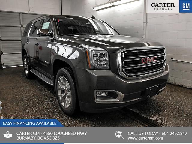 2019 GMC Yukon SLE (Stk: 89-23150) in Burnaby - Image 1 of 11