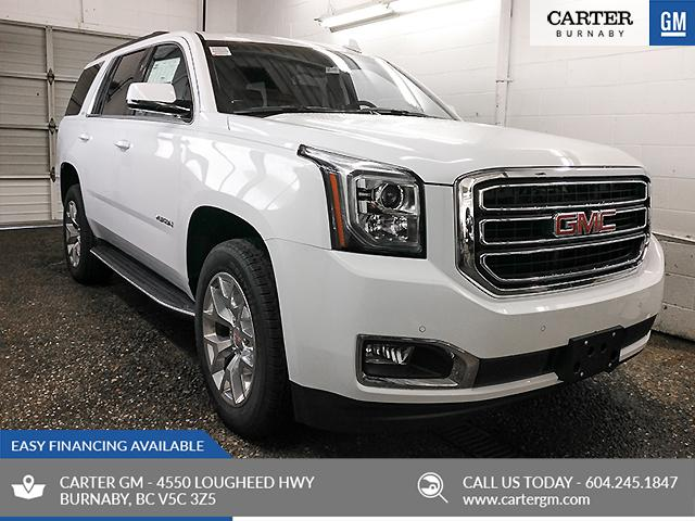 2019 GMC Yukon SLT (Stk: 89-00820) in Burnaby - Image 1 of 12