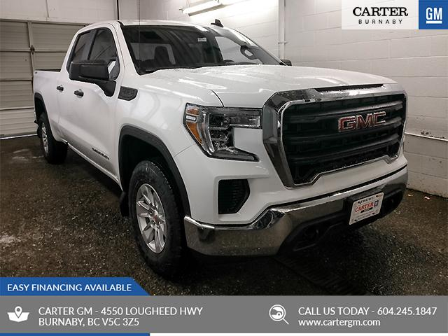 2019 GMC Sierra 1500 Base (Stk: 89-36010) in Burnaby - Image 1 of 12