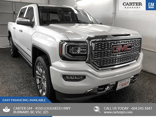 2018 GMC Sierra 1500 Denali (Stk: 88-48450) in Burnaby - Image 1 of 7