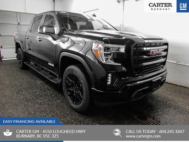 2019 GMC Sierra 1500 Elevation (Stk: 89-62650) in Burnaby - Image 1 of 12