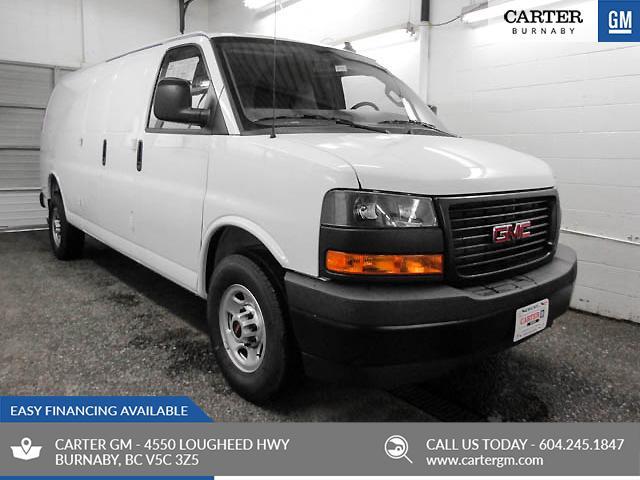 2018 GMC Savana 2500 Work Van (Stk: 88-92460) in Burnaby - Image 1 of 14