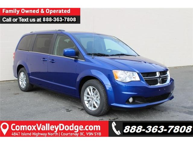 2019 Dodge Grand Caravan CVP/SXT (Stk: R607421) in Courtenay - Image 1 of 29