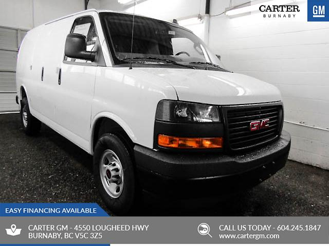 2019 GMC Savana 2500 Work Van (Stk: 89-74970) in Burnaby - Image 1 of 14