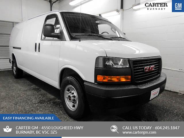 2019 GMC Savana 3500 Work Van (Stk: 89-30840) in Burnaby - Image 1 of 14
