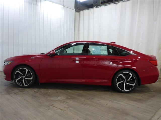 2019 Honda Accord Sport 1.5T (Stk: 1944011) in Calgary - Image 4 of 26